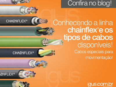 cabos chainflex
